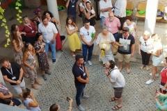 CONNECTING ACTIVITIES BEFORE IN VINO VERITAS FESTIVAL