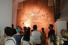 VISIT OF THE MUSEUM IN MEDINA DEL CAMPO