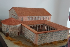MODEL OF THE BASILICA