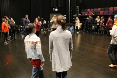 THE PERFORMANCE OF HEART OF EUROPE AROSE INSIDE THE BLACK BOX
