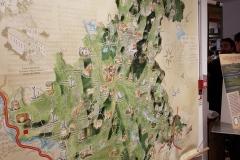 RIETI TOURISTIC MAP