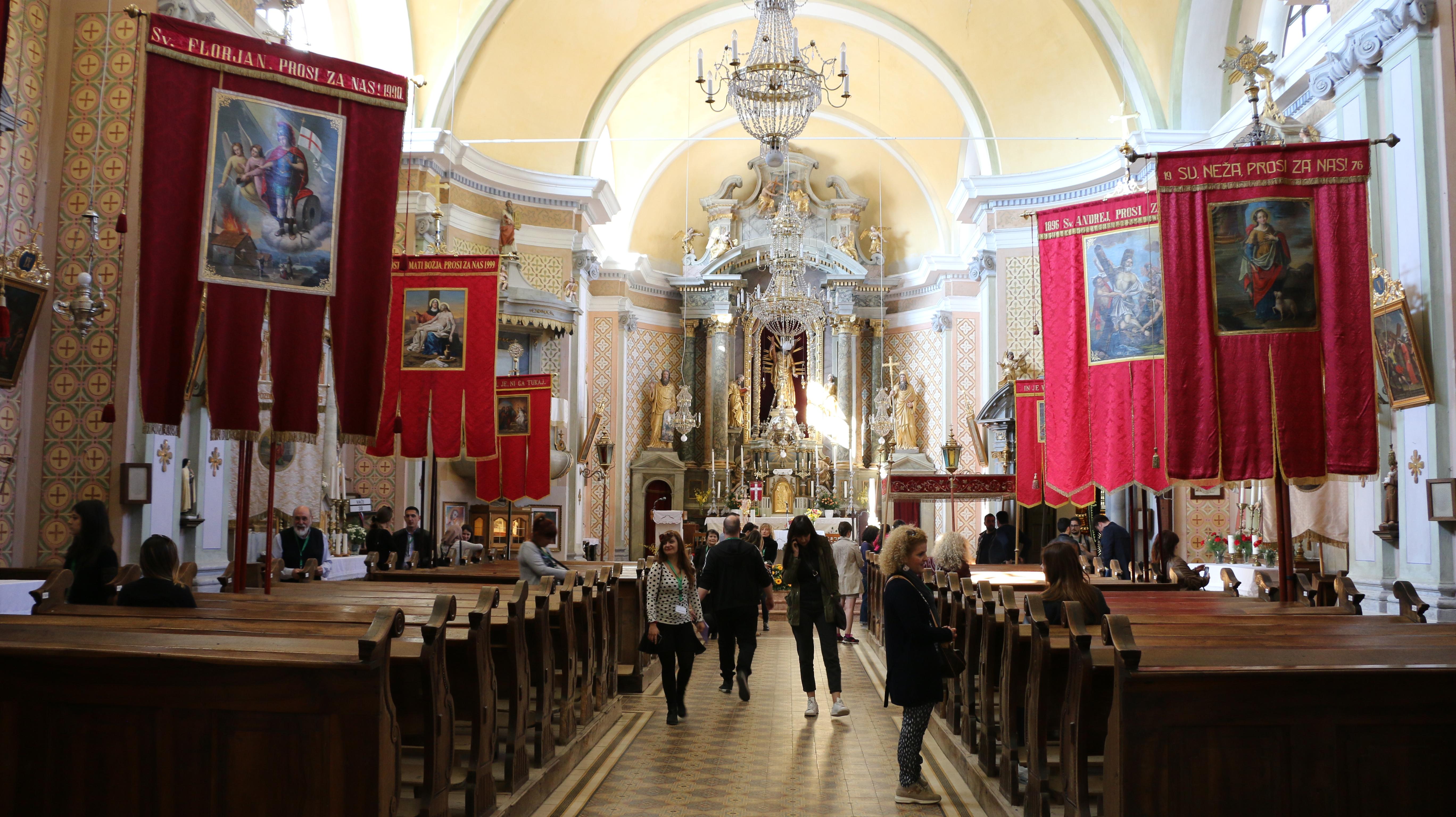 Cerkev. sv. Andreja na Vačah